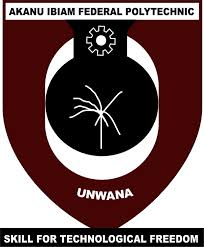 Akanu Ibiam Federal Polytechnic unwana   Admission Forms