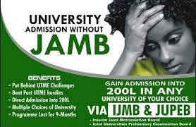 IJMB Programme